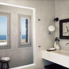 Отель Santo Maris Oia, Luxury Suites & Spa 5* Полулюкс с различными типами кроватей фото 9