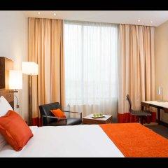 Рэдиссон Блу Шереметьево (Radisson Blu Sheremetyevo Hotel) 5* Стандартный номер с различными типами кроватей фото 4