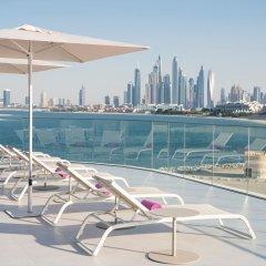 Отель W Dubai The Palm Дубай бассейн фото 3