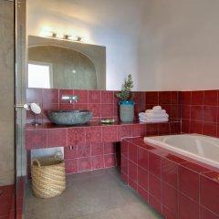 Отель Santorini Secret Suites & Spa 5* Люкс Grand с различными типами кроватей фото 5