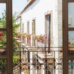 Oyster Residences Турция, Олудениз - отзывы, цены и фото номеров - забронировать отель Oyster Residences онлайн балкон фото 2