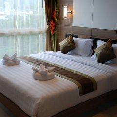 Отель I Am Residence 3* Улучшенные апартаменты с различными типами кроватей