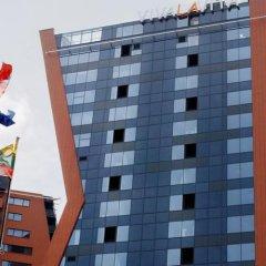 Отель Amberton Klaipeda Литва, Клайпеда - 10 отзывов об отеле, цены и фото номеров - забронировать отель Amberton Klaipeda онлайн вид на фасад