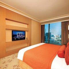 Отель Marina Bay Sands 5* Президентский люкс с двуспальной кроватью