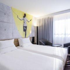 Отель Novotel Warszawa Centrum 4* Представительский номер с различными типами кроватей фото 5