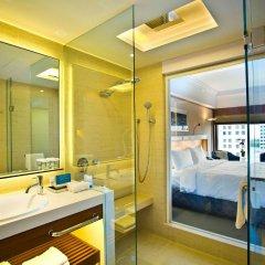 Отель Pan Pacific Singapore 5* Номер Делюкс с различными типами кроватей фото 3