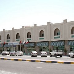 Отель Al Seef Hotel ОАЭ, Шарджа - 3 отзыва об отеле, цены и фото номеров - забронировать отель Al Seef Hotel онлайн парковка
