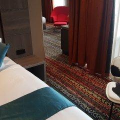 Отель XO Hotels Couture Amsterdam 4* Стандартный номер с различными типами кроватей фото 9