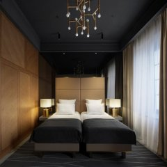 Гостиница Гамма 5* Номер Одноместный стандарт с 2 отдельными кроватями фото 4