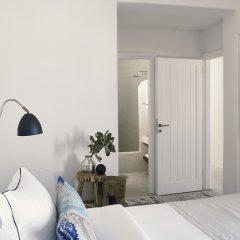 Отель Santo Maris Oia, Luxury Suites & Spa 5* Вилла с различными типами кроватей фото 3