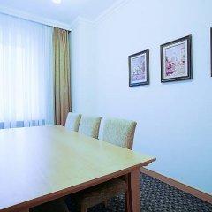 Гостиница Милан 4* Люкс с двуспальной кроватью фото 4