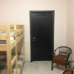 Хостел Таврида Стандартный семейный номер с двуспальной кроватью фото 2