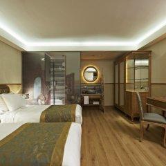 Отель Sultania 5* Стандартный номер с 2 отдельными кроватями