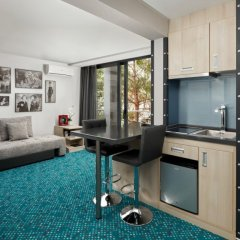 Гостиница Ялта-Интурист 4* Апартаменты с различными типами кроватей фото 4