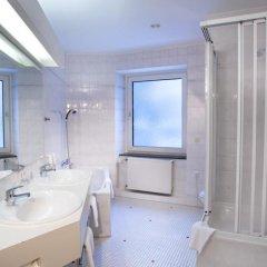 Отель Minotel Brack Garni Мюнхен ванная фото 3