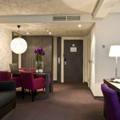 Отель Park Centraal Amsterdam 4* Люкс с различными типами кроватей фото 3