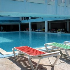 Отель Marazul (Adults Only + 18) бассейн