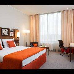 Рэдиссон Блу Шереметьево (Radisson Blu Sheremetyevo Hotel) 5* Стандартный номер с различными типами кроватей фото 6