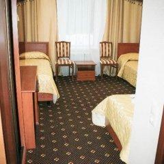 Гостиница Двина Трехместный номер с различными типами кроватей