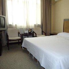 Super 8 Hotel Xian Nanshaomen комната для гостей