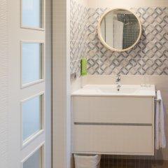 Отель Paradis Blau Испания, Кала-эн-Портер - отзывы, цены и фото номеров - забронировать отель Paradis Blau онлайн ванная фото 6