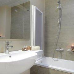 Hotel Aosta Милан ванная фото 4