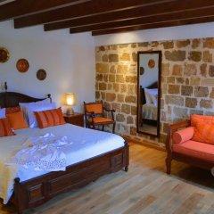 Hotel Ellique комната для гостей