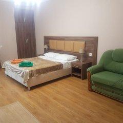 Отель Алая Роза 2* Номер Комфорт фото 4