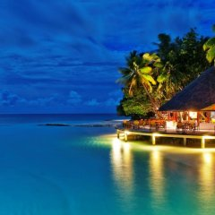 Отель Angsana Ihuru пляж фото 2