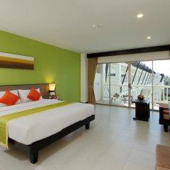 Отель Kata Sea Breeze Resort 3* Улучшенный номер с различными типами кроватей