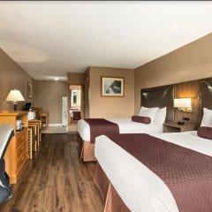 Отель Days Inn by Wyndham Victoria Uptown Канада, Виктория - отзывы, цены и фото номеров - забронировать отель Days Inn by Wyndham Victoria Uptown онлайн комната для гостей