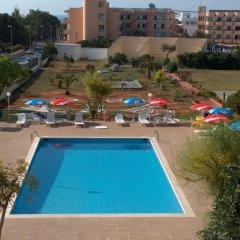 Отель Aparthotel Flats Friends Tropicana бассейн фото 3