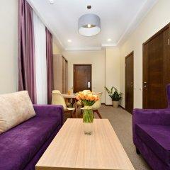Гостиница Ярославская 3* Люкс с разными типами кроватей фото 4