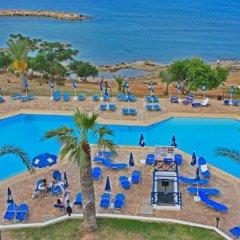 Myroandrou Beach Hotel бассейн фото 3