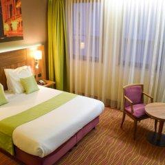 Quality Hotel Antwerpen Centrum Opera 4* Улучшенный номер с различными типами кроватей фото 2