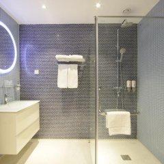 Отель Chasse Hotel Нидерланды, Амстердам - отзывы, цены и фото номеров - забронировать отель Chasse Hotel онлайн ванная