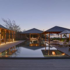 Отель Amanyara Resort Turks And Caic бассейн фото 3