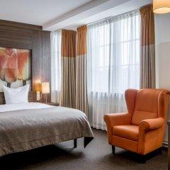 Eden Hotel Amsterdam 3* Представительский номер с двуспальной кроватью