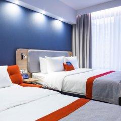Гостиница Холидей Инн Экспресс Москва — Павелецкая 3* Стандартный номер с 2 отдельными кроватями фото 2