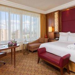 Гостиница Ренессанс Москва Монарх Центр 4* Номер Делюкс с различными типами кроватей