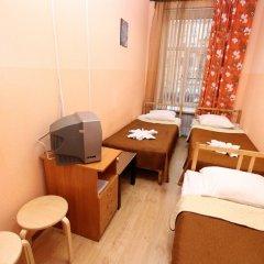 Хостел Геральда Стандартный номер с различными типами кроватей (общая ванная комната) фото 8