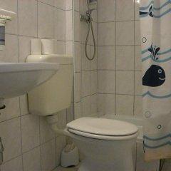 Отель Pension Peck Вена ванная фото 5