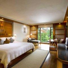 Отель The Sukhothai Bangkok 5* Номер Делюкс с различными типами кроватей