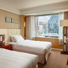 Lotte Hotel Seoul Executive Tower 5* Улучшенный номер