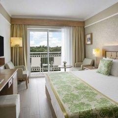 Innvista Hotels Belek 5* Стандартный семейный номер с двуспальной кроватью