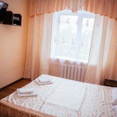 Гостиница Каштан Стандартный номер разные типы кроватей фото 9