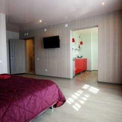 Апартаменты Эксклюзив Люкс с двуспальной кроватью