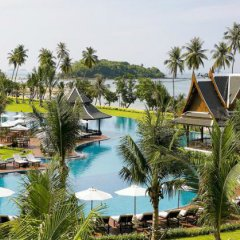 Отель Sofitel Krabi Phokeethra Golf & Spa Resort бассейн фото 2