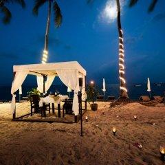 Отель Pinnacle Samui Resort пляж фото 3