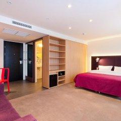 Азимут Отель Уфа комната для гостей фото 2